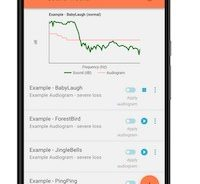 Hearing Loss Sounds Like app